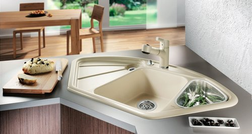 kitchen sinks styles